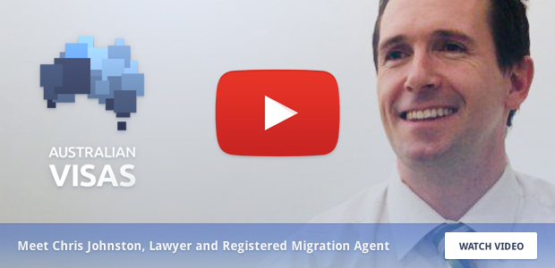 Learn more about Chris Johnston and Work Visa Lawyers