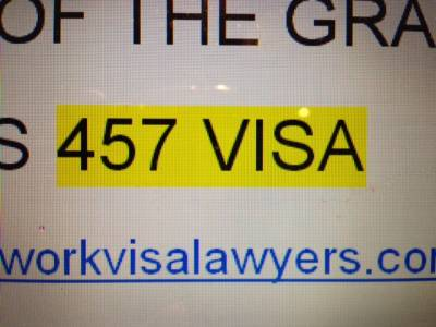 Minister states 457 visa occupation list to be cut – more 457 visa applications likely in short term